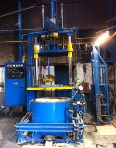 LPDC Machine