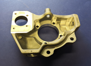 LPDC Machined
